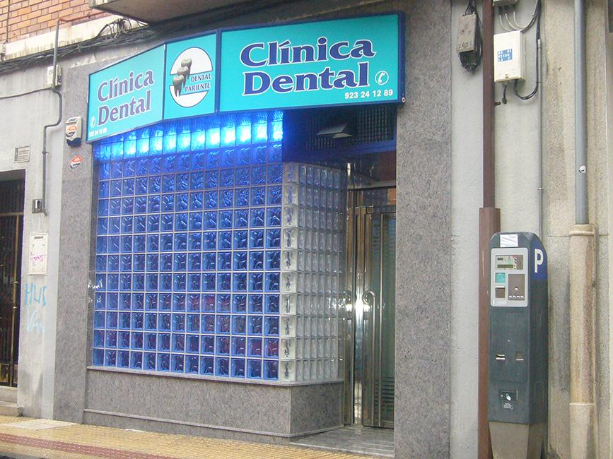 Clínica Dental Pariente fachada